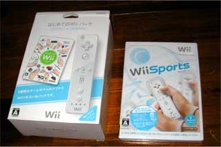 はじWii&Wiiスポ